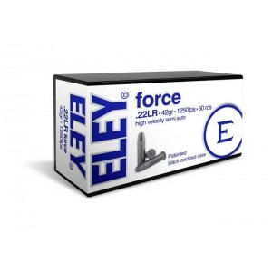 22LR ELEY - FORCE