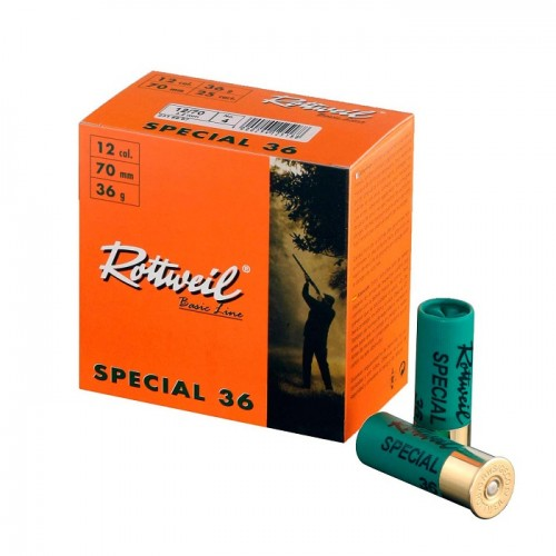 ROTTWEIL 12x70 Special 36  3,5mm