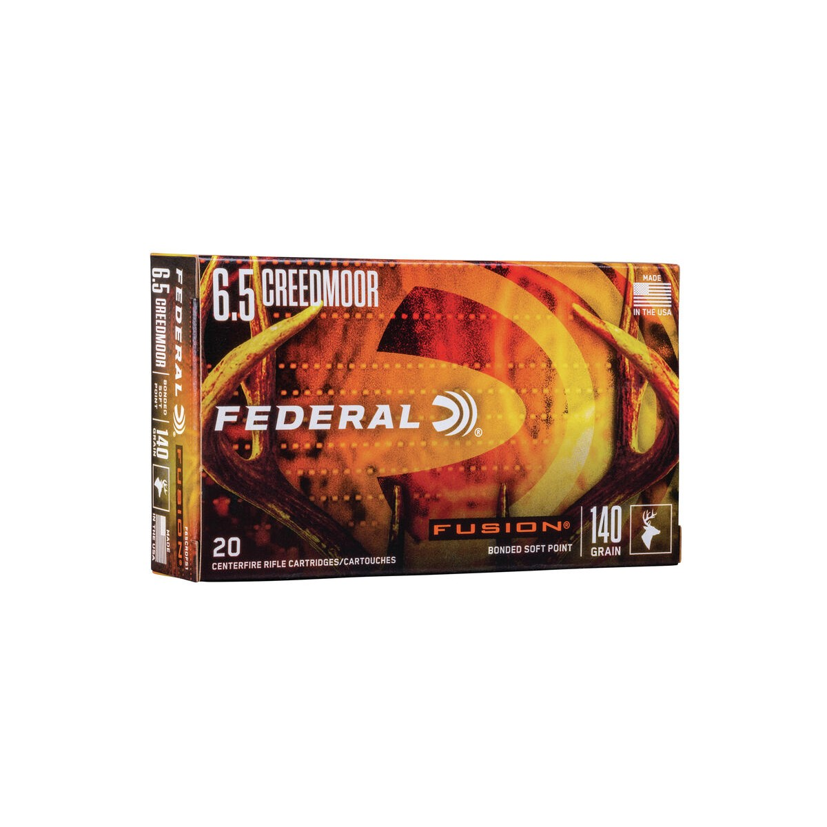 Federal Fusion®  6,5 CREEDMOOR