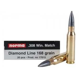 NORMA 308Win.  MATCH