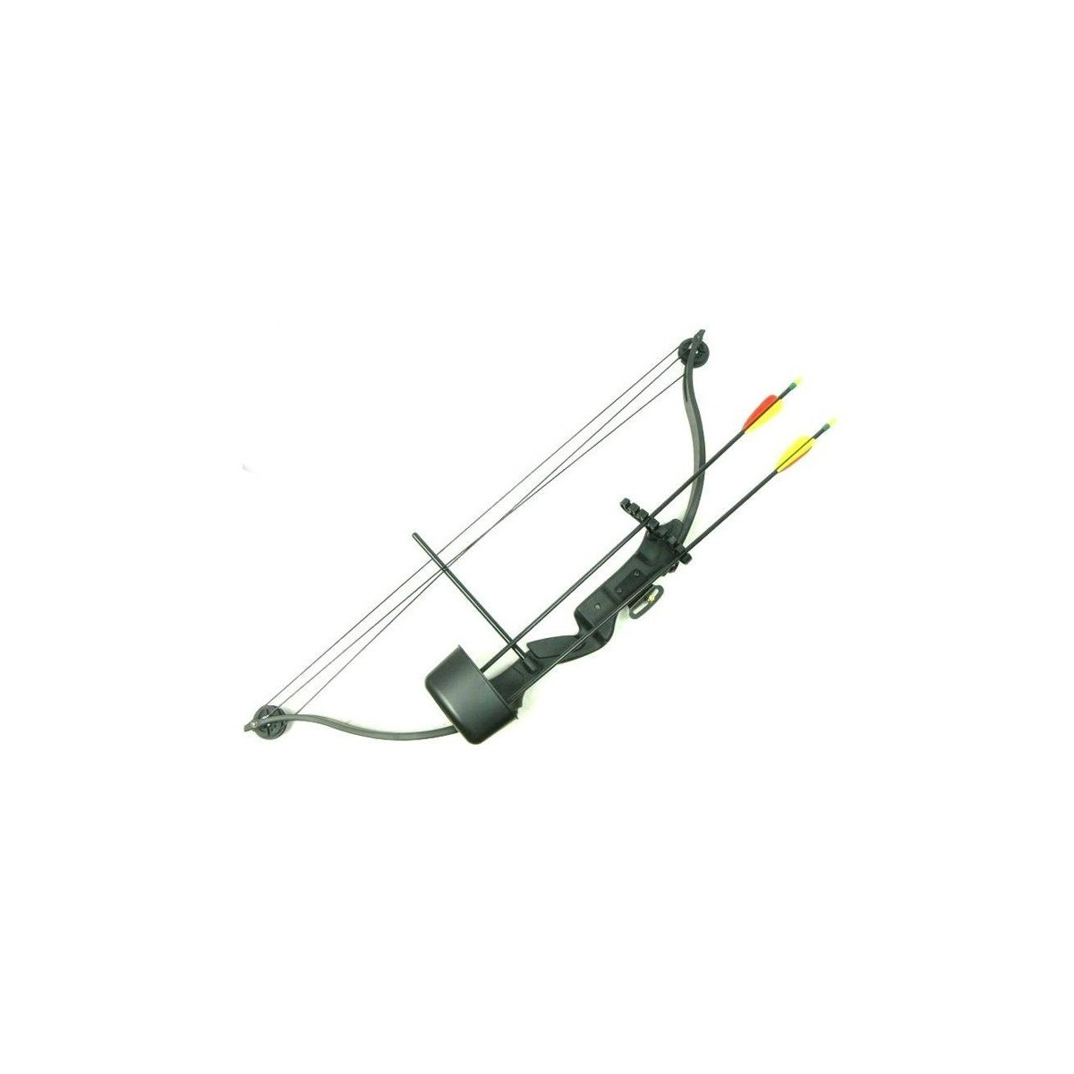 PERFECT LINE YOUTH COMPOUND BOW SET